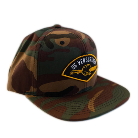 HEADS HIGH CAMO CAP