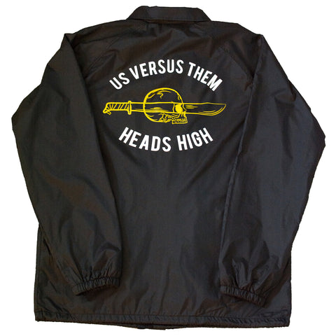 Heads High Windbreaker