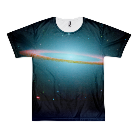 Cisco's Space Ring Allover t-shirt from The Flash
