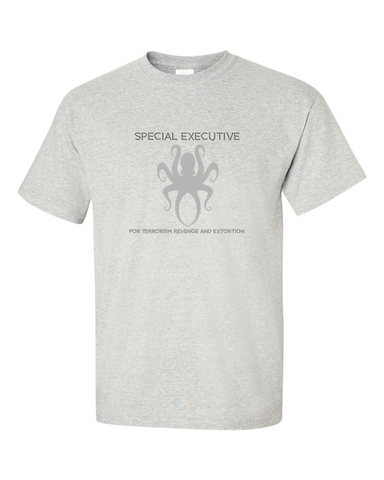 Spectre James Bond 007 Tshirt Grey