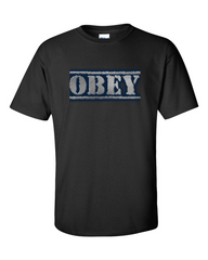 Obey, Consume, Submit