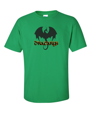Game of Thrones Dracarys T-shirt - Green