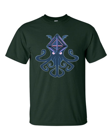 Ingress cthulhu Link Amp Tshirt Forest #heextends