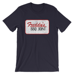 House of Cards Freddy's BBQ Joint T-shirt -- Navy