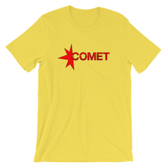 Comet T-shirt from Halt and Catch Fire -- Yellow