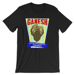 The Amazing Ganesh T-shirt from Preacher -- black