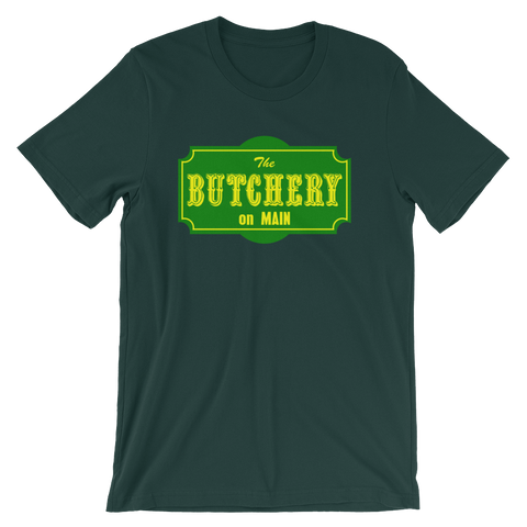 The Butchery on Main T-shirt from American Horror Story