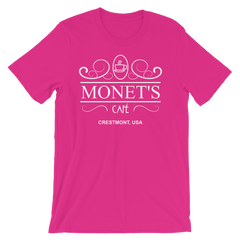 13 Reasons Why Monet's T-shirt - Pink