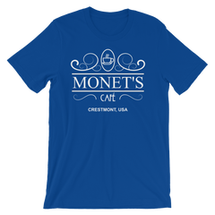 13 Reasons Why Monet's T-shirt - Blue