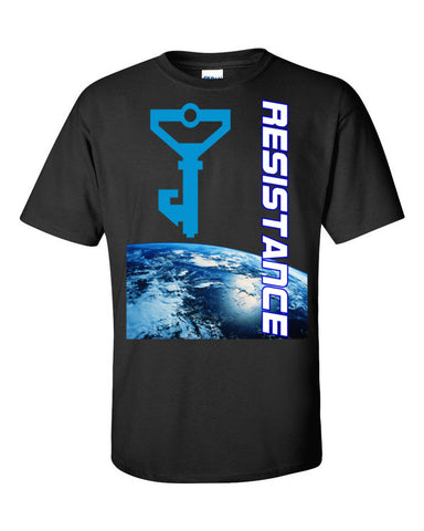 Ingress Resistance T-shirt -- Black