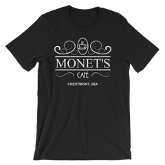 13 Reasons Why Monet's T-shirt - Black