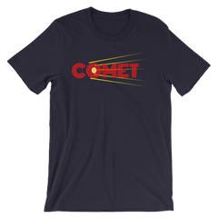 Halt and Catch Fire Comet T-shirt -- Navy