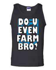 Ingress Resistance Farm Tank top -- Black