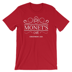 13 Reasons Why Monet's T-shirt - Red