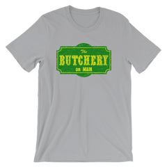 The Butchery on Main T-shirt from AHS Cult -- Grey