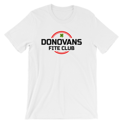 Donovans Fite Club T-shirt -- White
