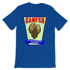 The Amazing Ganesh T-shirt from Preacher -- blue