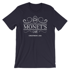 13 Reasons Why Monet's T-shirt - Navy