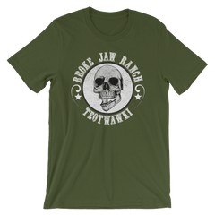 Fear the Walking Dead Broke Jaw Ranch T-shirt -- olive