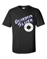 Ingress Guardian Slayer T-shirt for Guardian Hunters -- Black