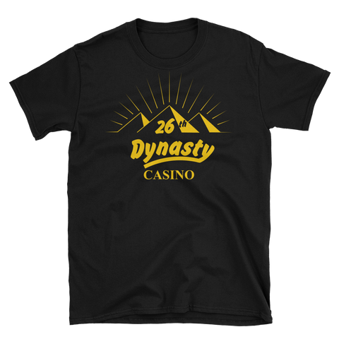 American Gods 26th Dynasty Casino T-shirt