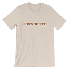Mr. Robot Ron's Coffee T-shirt