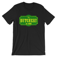 The Butchery on Main T-shirt from AHS Cult -- Black