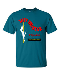 From Dusk Til Dawn Titty Twister T-shirt -- Blue