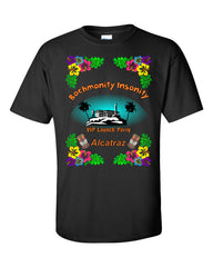 Bachmanity Insanity T-shirt from Silicon Valley -- Black