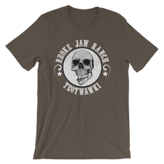 Fear the Walking Dead Broke Jaw Ranch T-shirt -- army