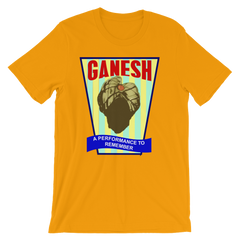 The Amazing Ganesh T-shirt from Preacher -- gold