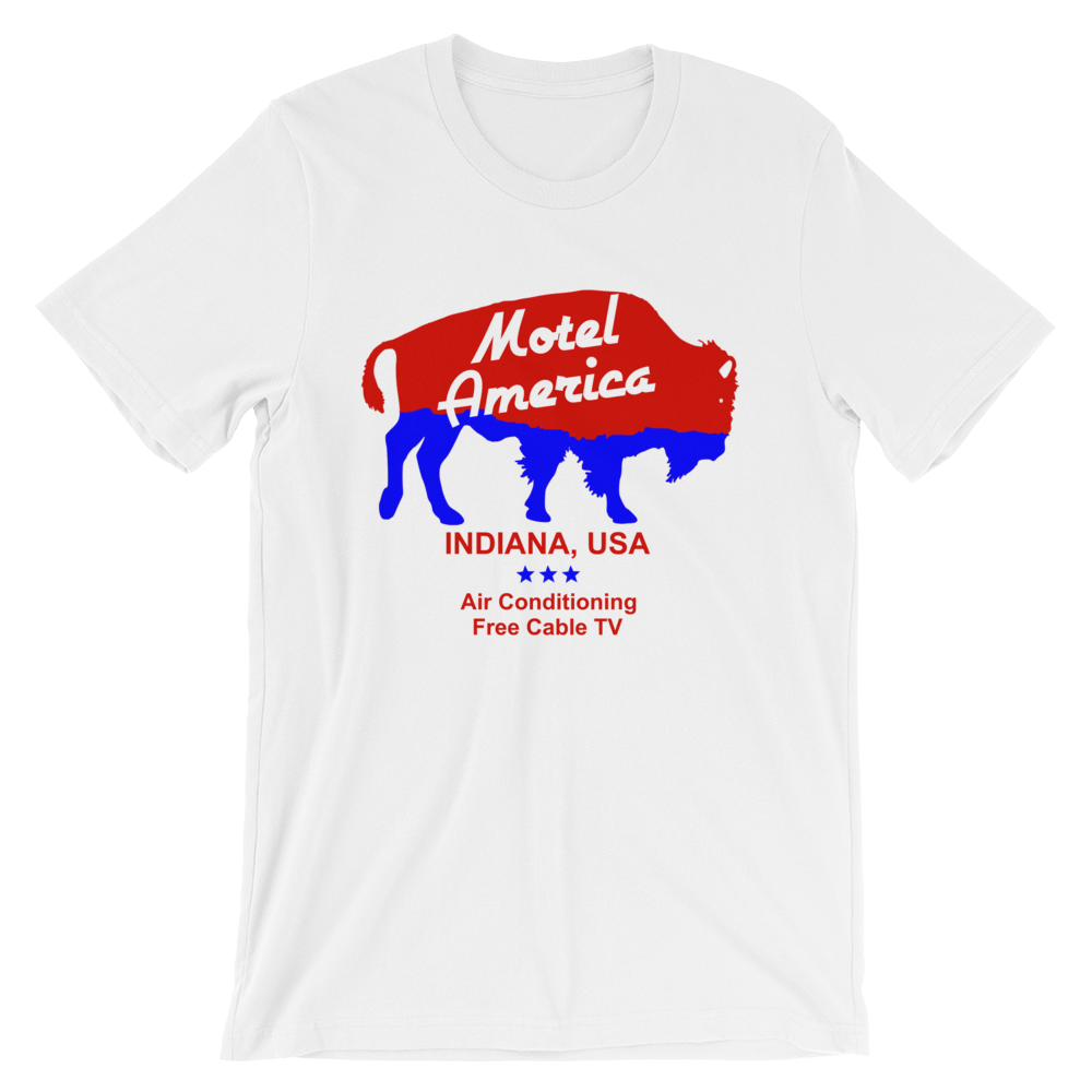 Motel America T-shirt from American Gods