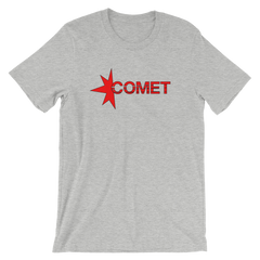 Comet T-shirt from Halt and Catch Fire -- Heather Grey