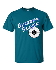 Ingress Guardian Slayer T-shirt for Guardian Hunters -- Blue