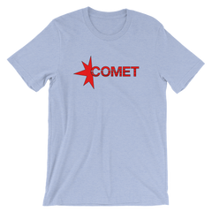 Comet T-shirt from Halt and Catch Fire -- Blue