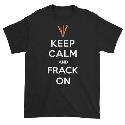 Ingress Frack On T-shirt