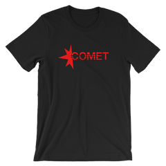 Comet T-shirt from Halt and Catch Fire -- Black