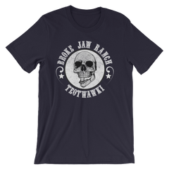Fear the Walking Dead Broke Jaw Ranch T-shirt -- navy