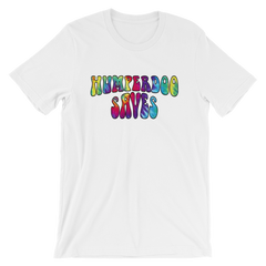 Humperdoo Saves T-shirt -- White