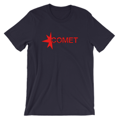 Comet T-shirt from Halt and Catch Fire -- Navy