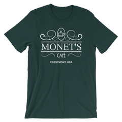 13 Reasons Why Monet's T-shirt - Green