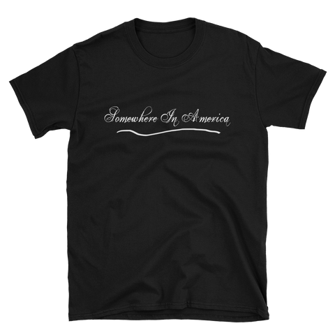 American Gods Somewhere in America T-shirt