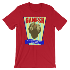 The Amazing Ganesh T-shirt from Preacher -- red
