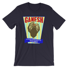 The Amazing Ganesh T-shirt from Preacher -- navy