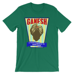The Amazing Ganesh T-shirt from Preacher -- green