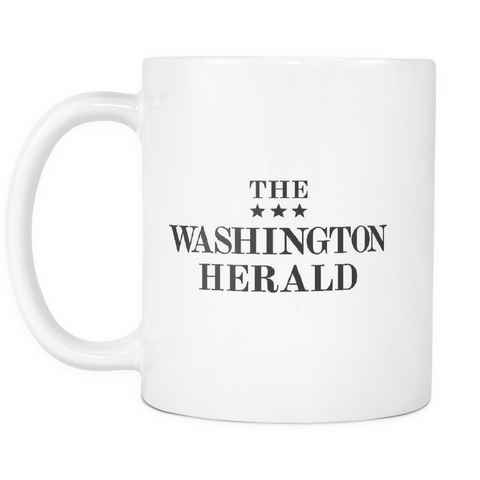 Washington Herald Mug