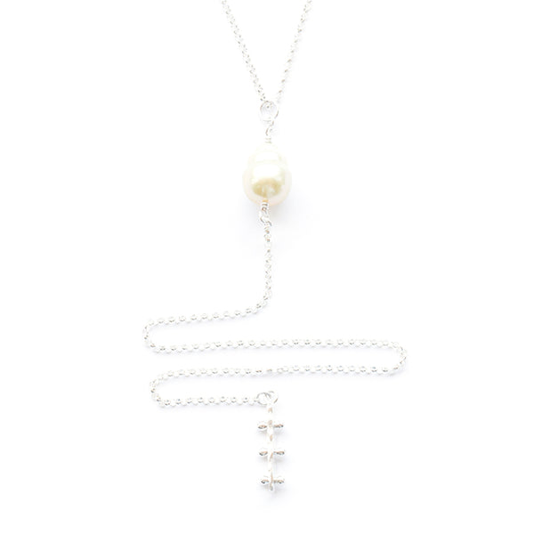 Los Angeles Modern Jewelry Designer South Sea Pearl Necklace