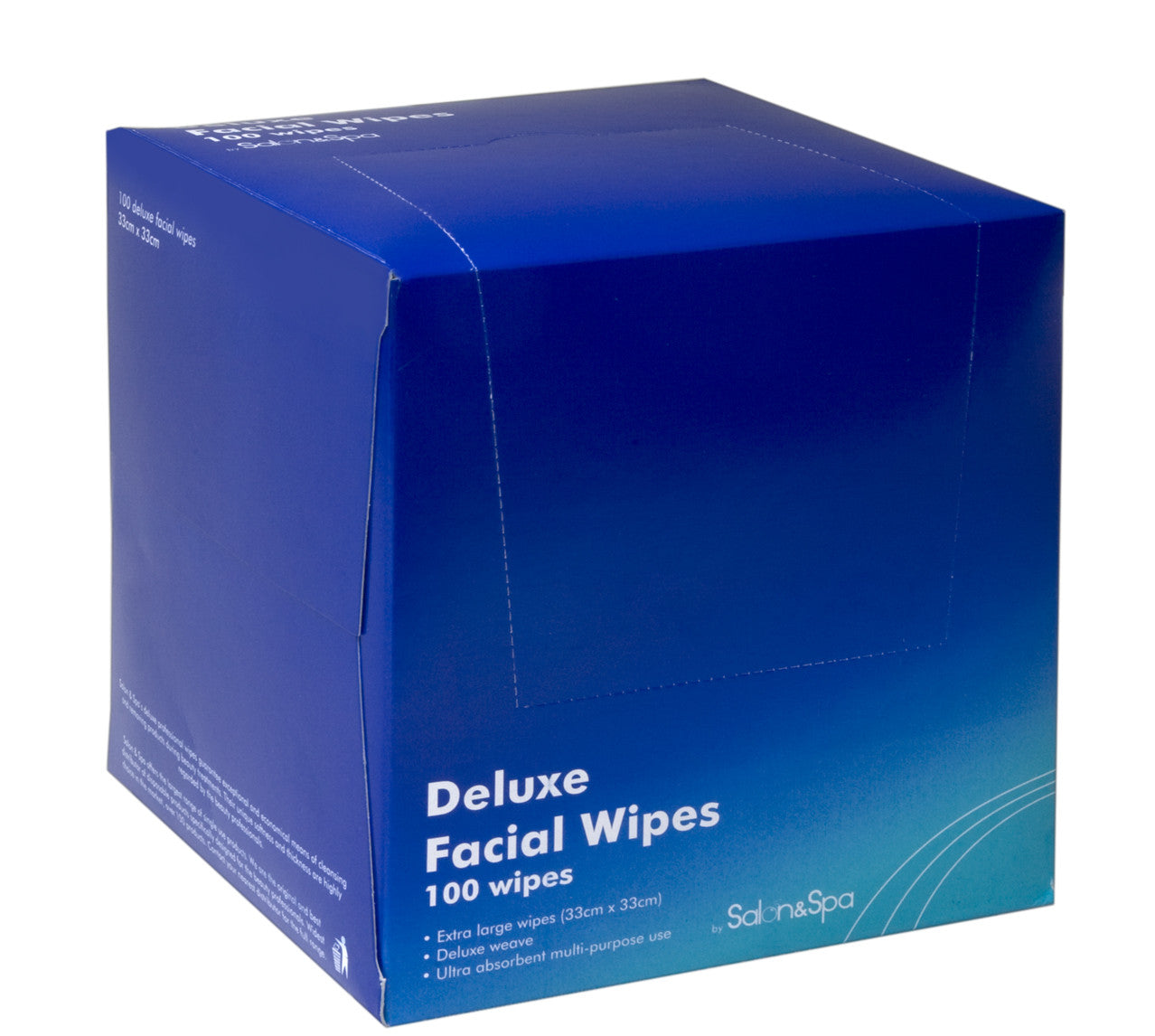 DELUXE FACIAL WIPES -  CODE DIS069