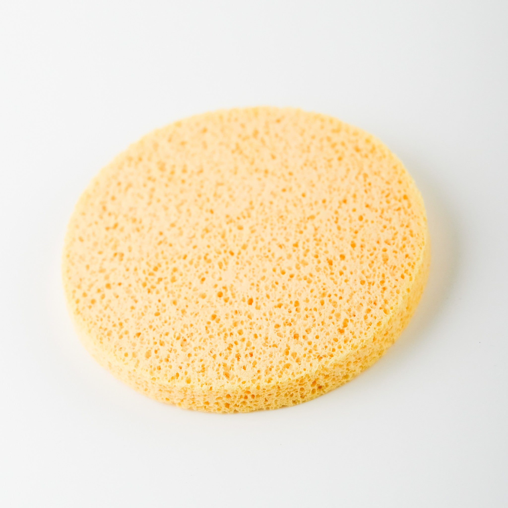 SPONGES ROUND YELLOW (10pcs)    CODE SP009SS