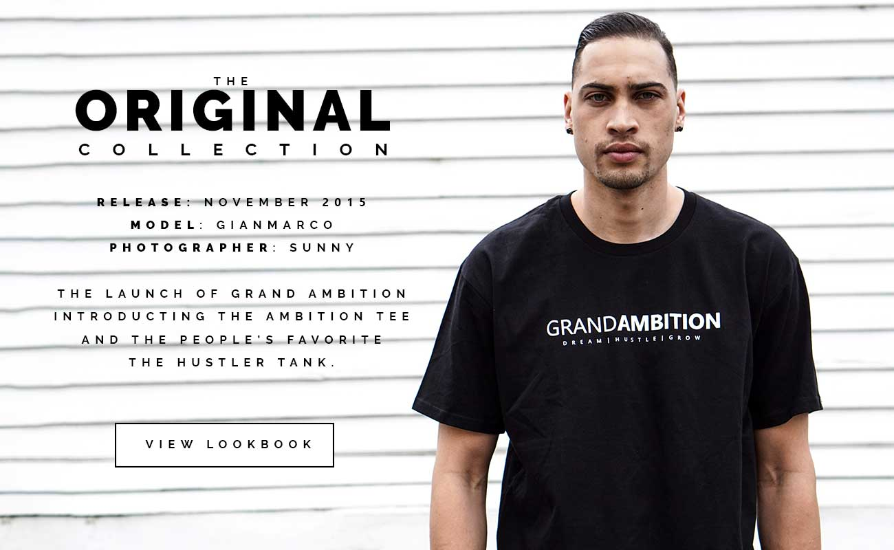 Grand Ambition - The Original Collection